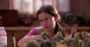 Anna Pacquin in Fly Away Home