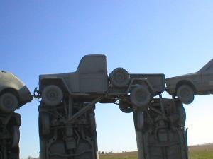 Carhenge, NE